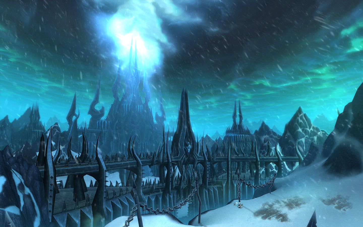 how to get to icecrown citadel legion