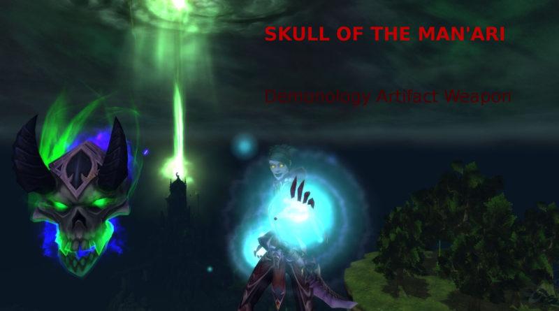 Thal'kiel – Skull of the Man'ari /A Man'ari koponyája/