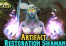 Sharas'dal, a Hullámok Jogarja – Azshara királynő története
