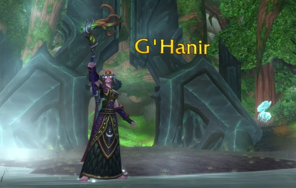 G'Hanir, a Mother Tree – A Restoration druidák fegyvere