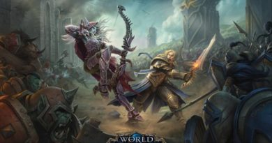 A Battle for Azeroth teljes előzmény története
