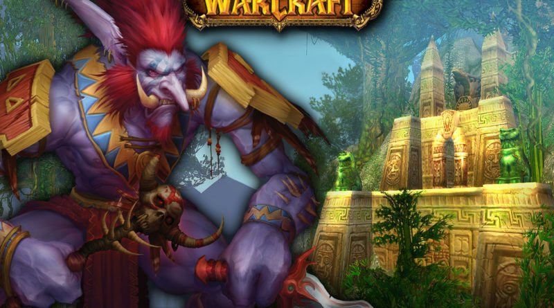Bloodscalp Troll Legendák