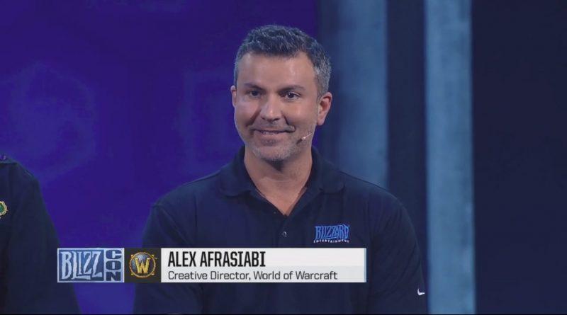 Történetmesélés a Warcraftban – interjú Alex Afrasiabival