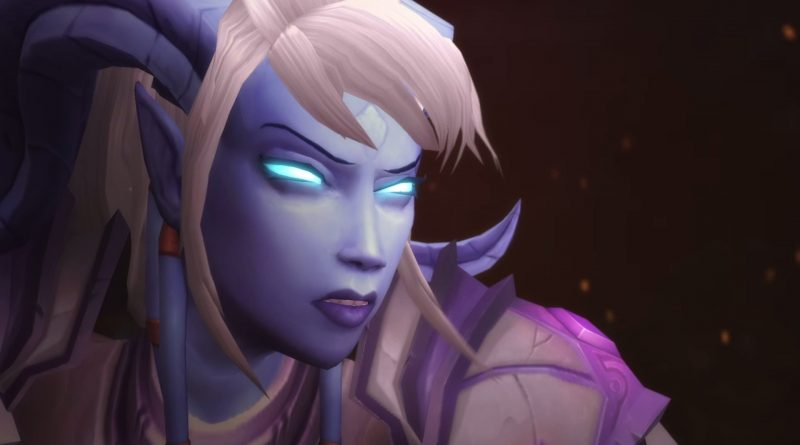 High Exarch Yrel és a Mag'harok