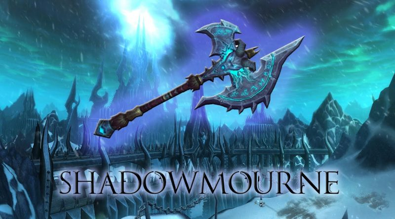 A Shadowmourne – írta: Unker