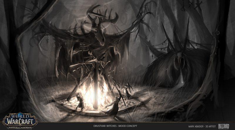 Azerothi Históriák – A drustvari boszorkányok